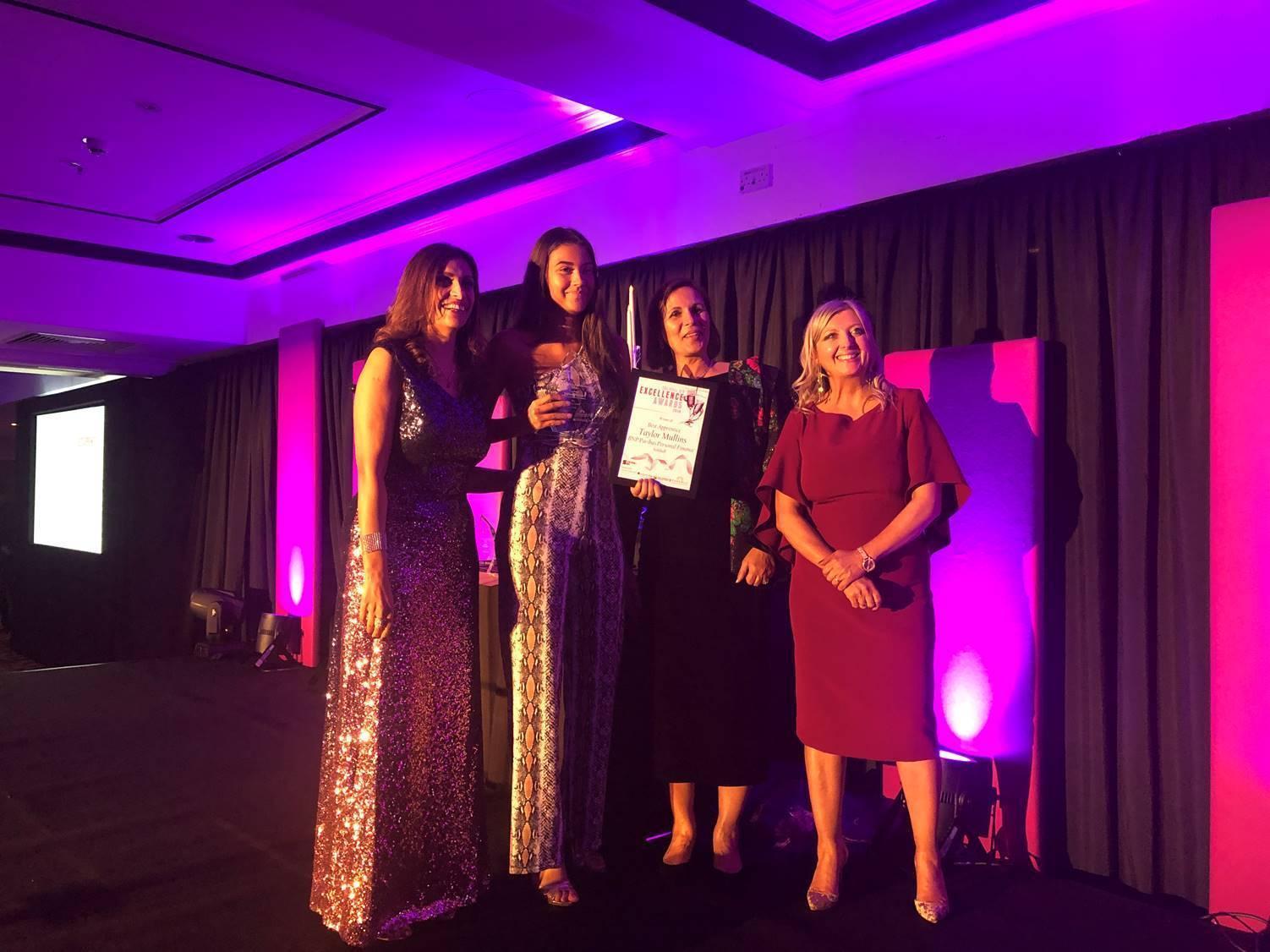 Solihull apprentice honoured at town awards